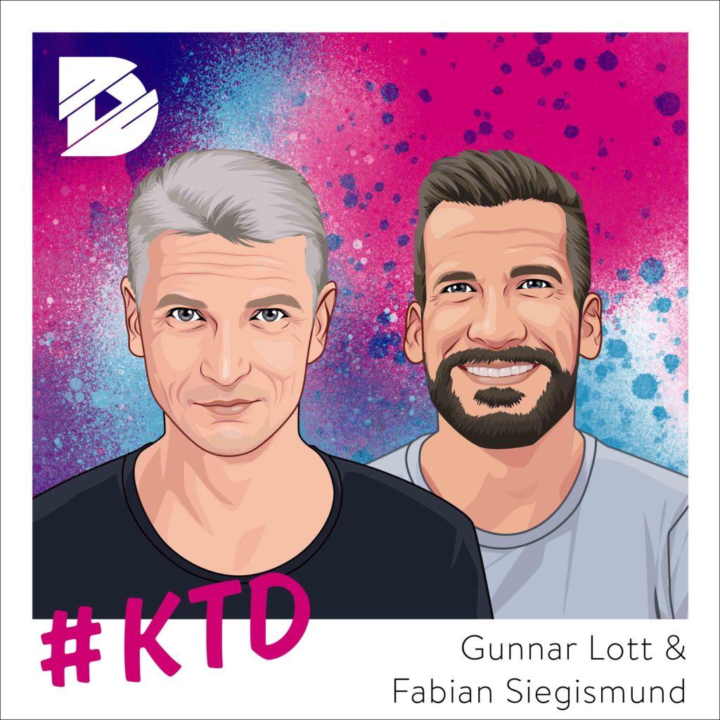 Gunnar Lott & Fabian Siegismund: Spielerisch durchs Leben | Kunst trifft Digital #15