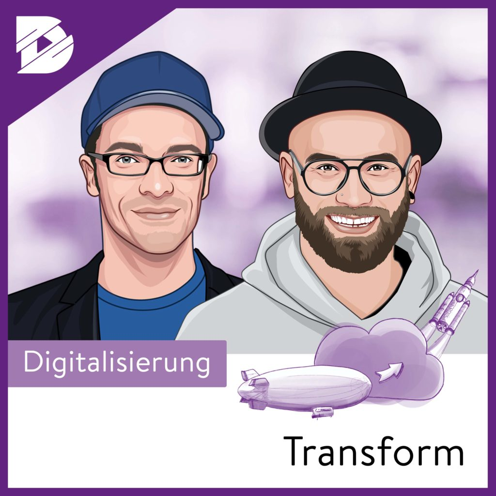 Podcast-digtal kompakt-Digitale Transformation-Signal Iduna