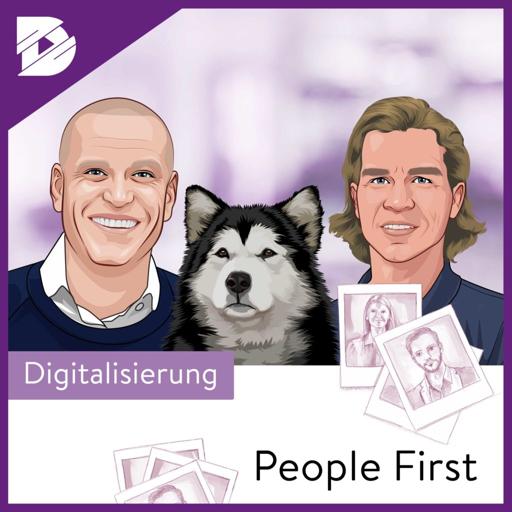 digital kompakt-Podcast-People First-Voice of Nature-von Schlittenhunden lernen
