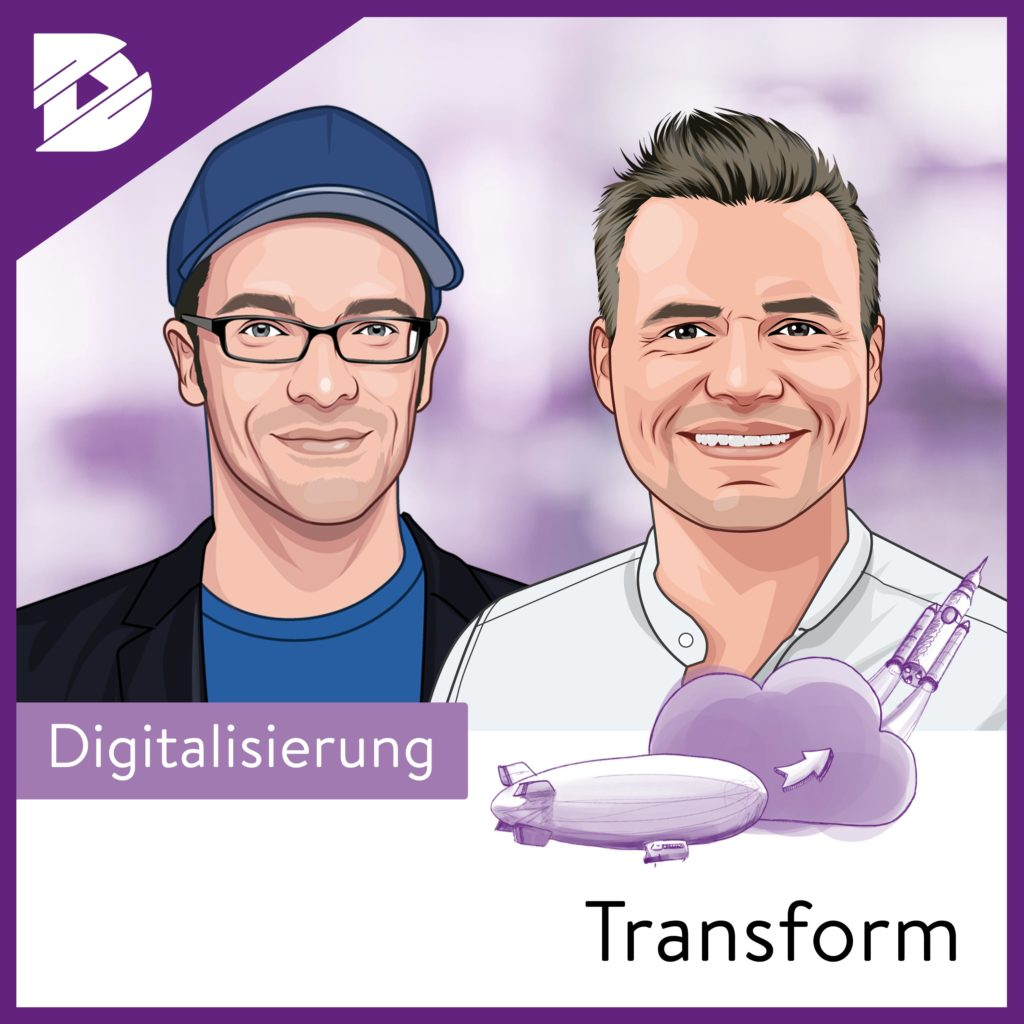 How to: Agiles Arbeiten anhand von Zielgruppenjourneys | Transform #22