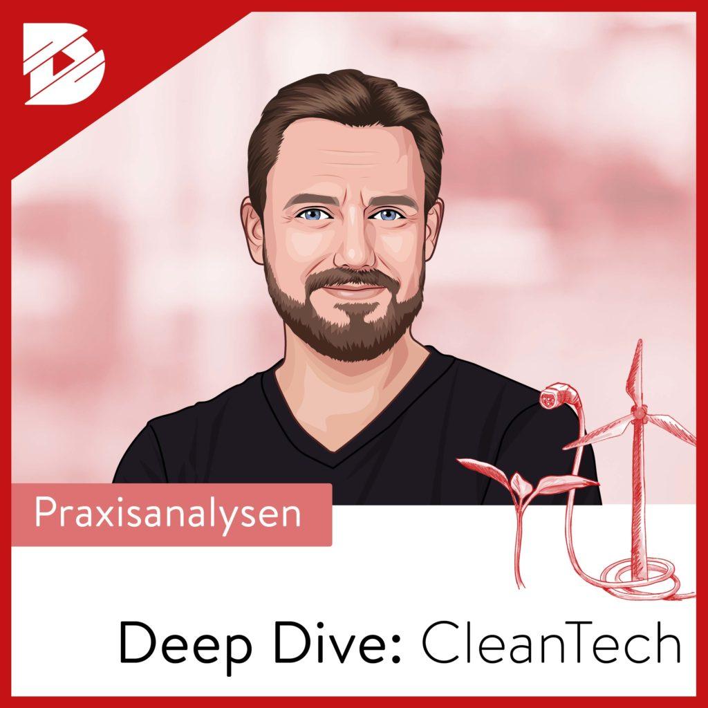 Podcast-digital kompakt-Deep Dive Clean Tech-David Wortmann