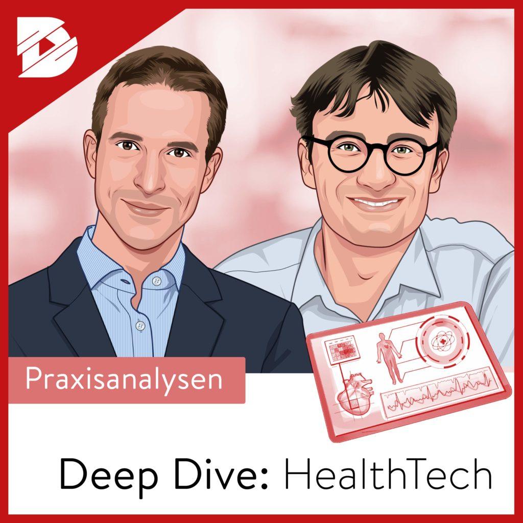 Podcast-digital kompakt-Deep Dive Health Tech-Proteona-Artificial Intelligence-Krebsforschung
