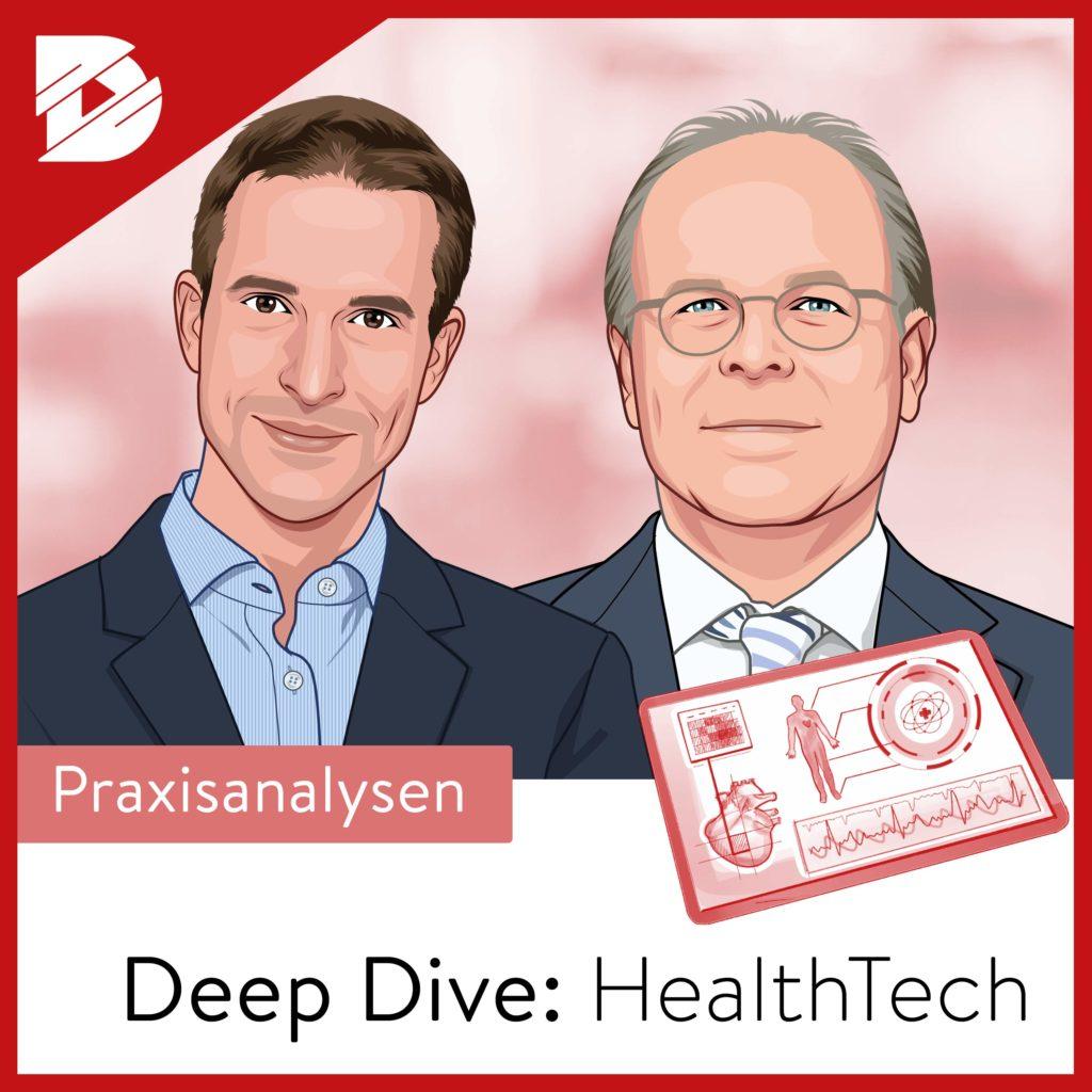 Podcast-digital kompakt-Deep Dive Health Tech-Medical Valley