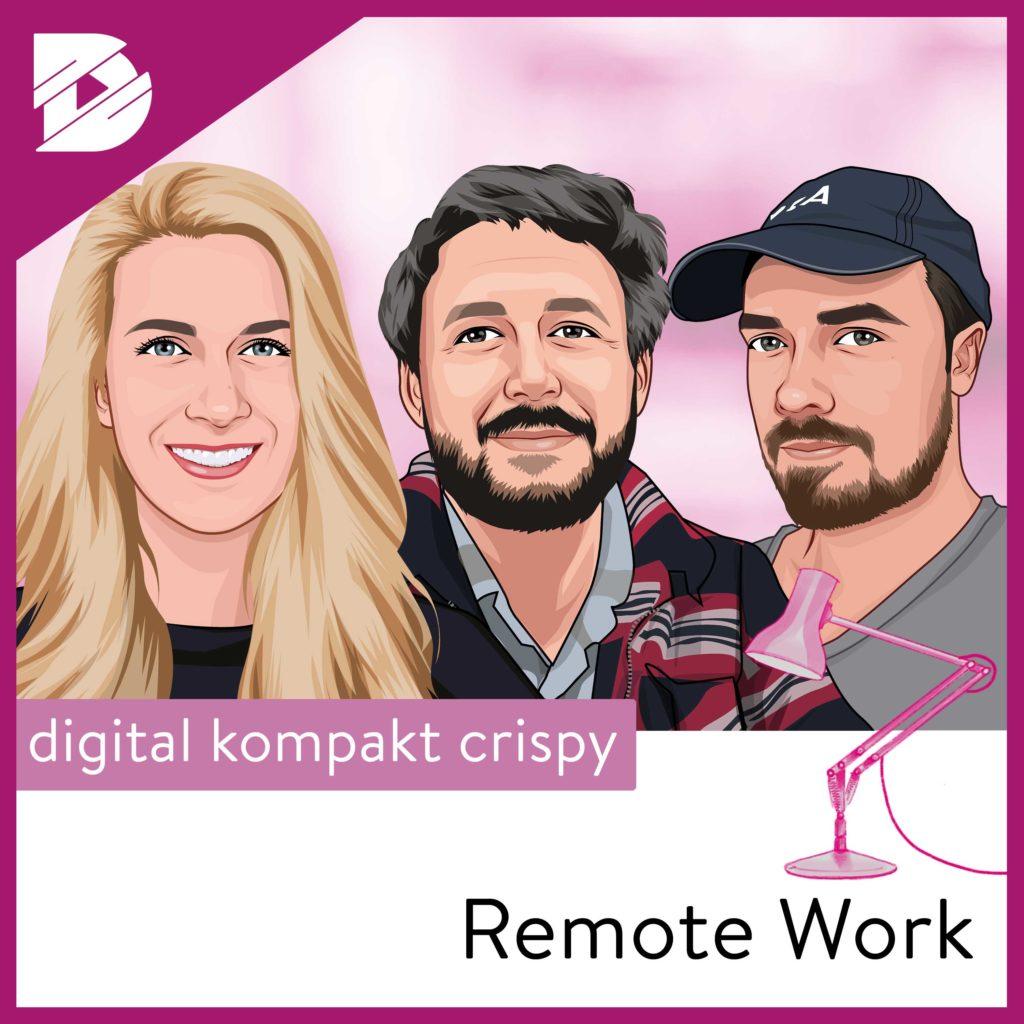 Podcast-digital kompakt-Remote Work-Creativity