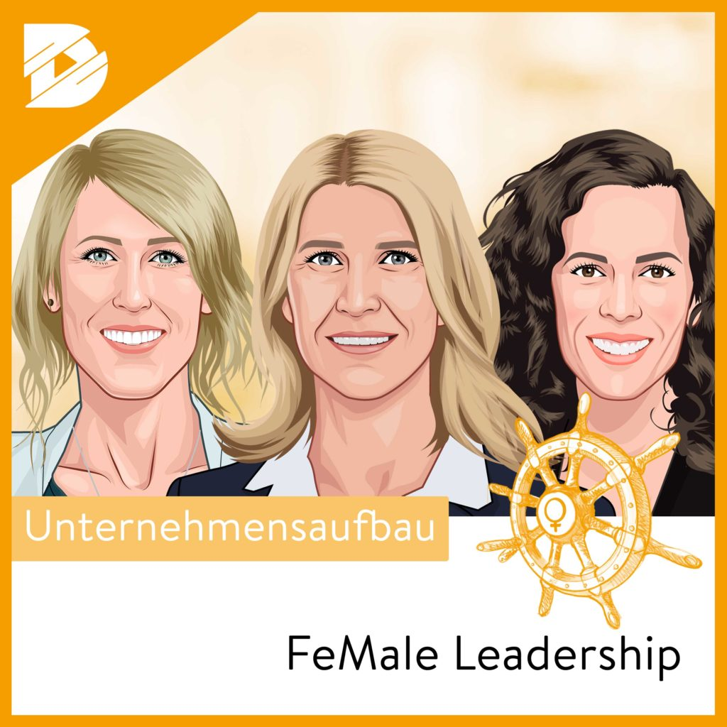 Denkfehler: Wie verändern wir unterbewusste Vorurteile | FeMale Leadership #10