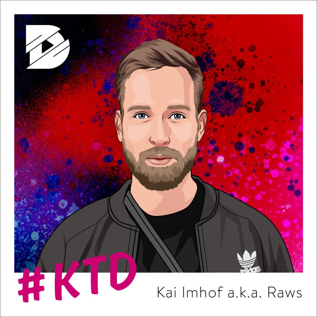 Raws – Von Berlin in die Welt. Über Graffiti und Kunst. |Kunst trifft Digital #20