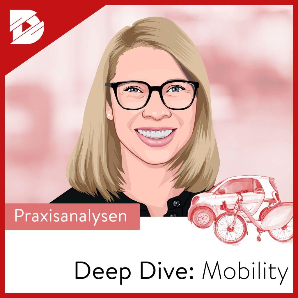 Mobility, Podcast, Anja Hendel, Diconium, Automotive