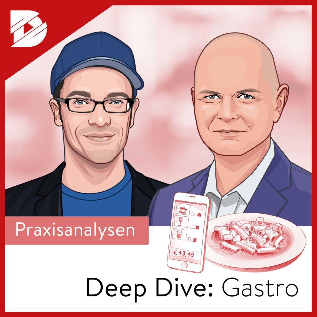 Deep Dive Gastro, Gastro Podcast, Gastronomie, Food Tech, Metro