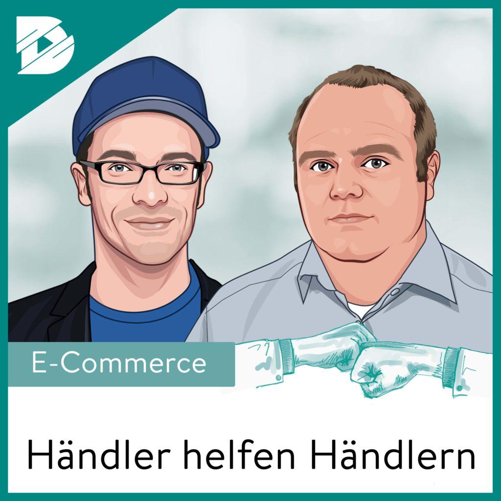 Podcast-digital kompakt-Händler helfen Händlern-Multi-Channel-Falle