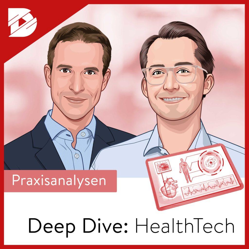 Podcast-digital kompakt-Deep Dive Health Tech-Heal Capital