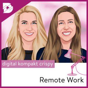 Podcast-digital kompakt-Remote Work-Hubspot