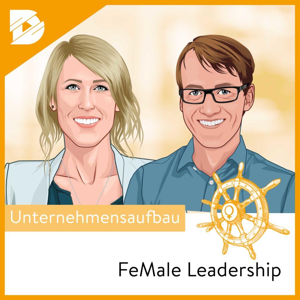 Männerseelen – Das teure Prinzip traditioneller Männlichkeit |FeMale Leadership #11