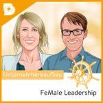 Podcast-digital kompakt-FeMale Leadership-toxische Männlichkeit