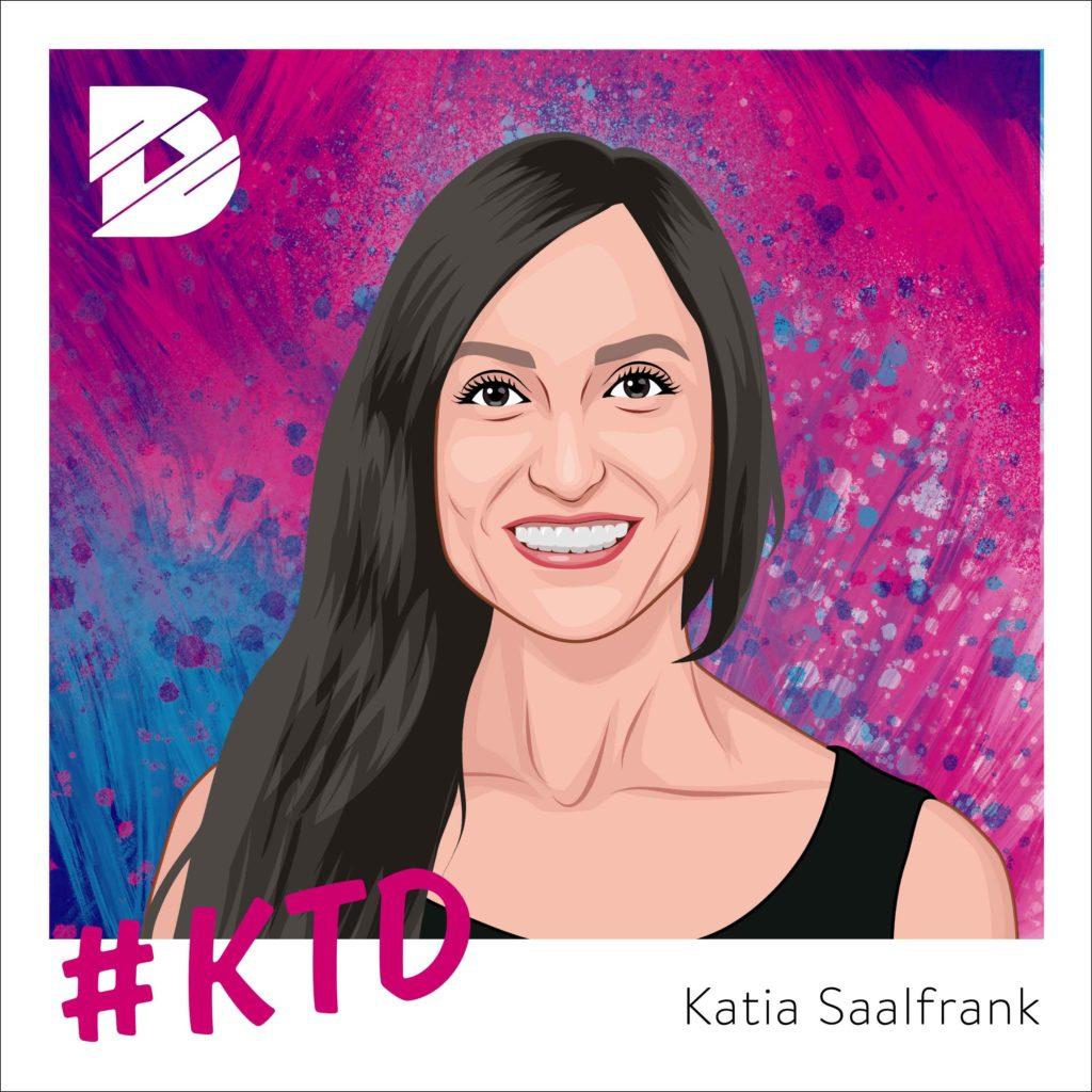 Katia Saalfrank: Die hohe Kunst der Familienpädagogik | Kunst trifft Digital #19