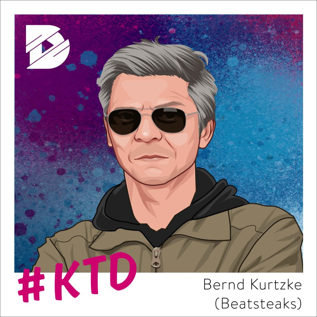 Bernd Kurtzke von den Beatsteaks: Was bedeutet Punk? | Kunst trifft Digital #21