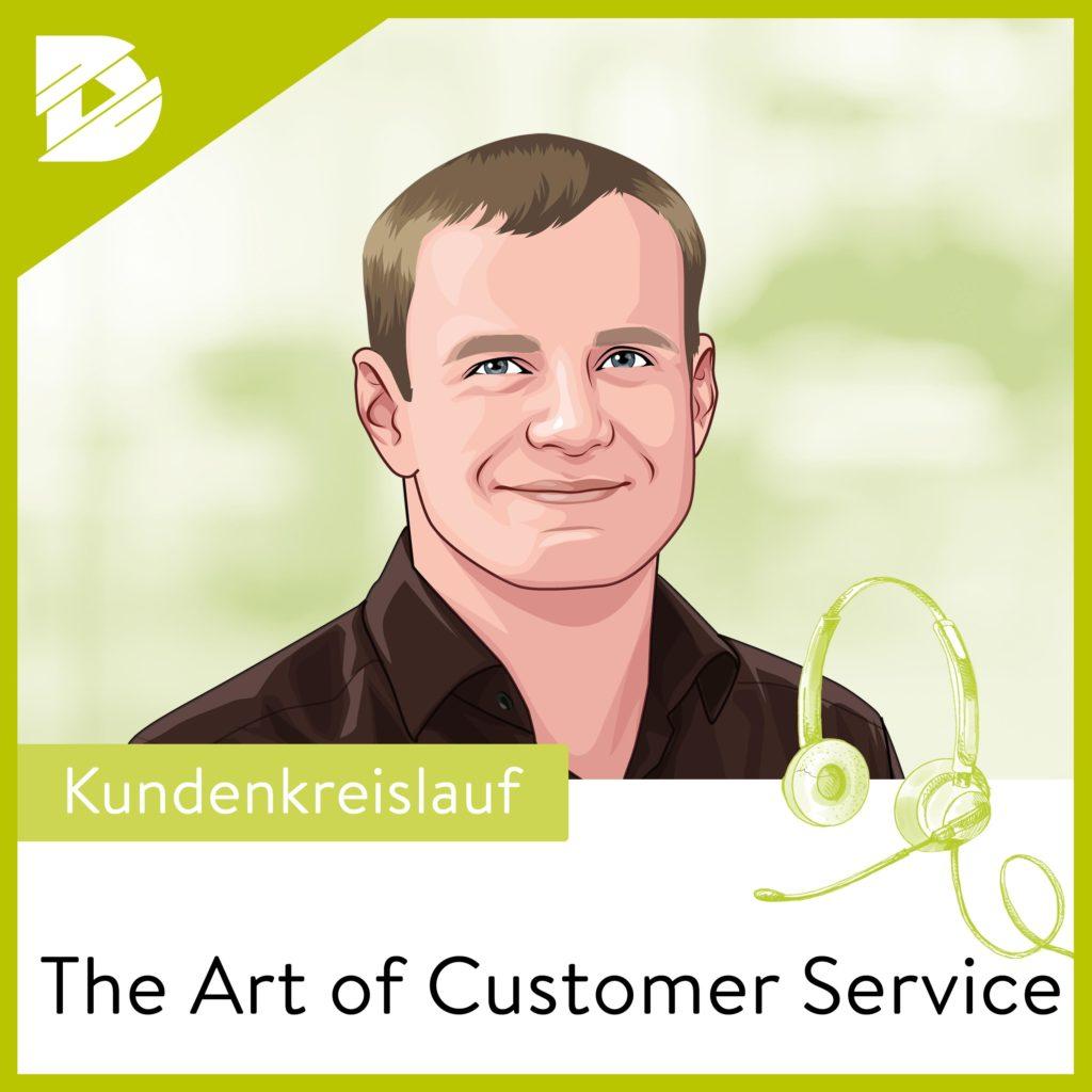 Podcast-digital kompakt-The Art of Customer Service-Erik Pfannmöller