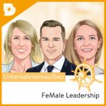 Podcast-digital kompakt-FeMale Leadership-Vereinbarkeit Job und Familie