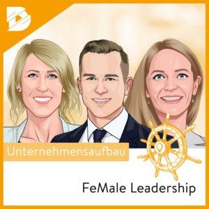 Podcast-digital kompakt-FeMale Leadership-Vereinbarkeit Job und Familie