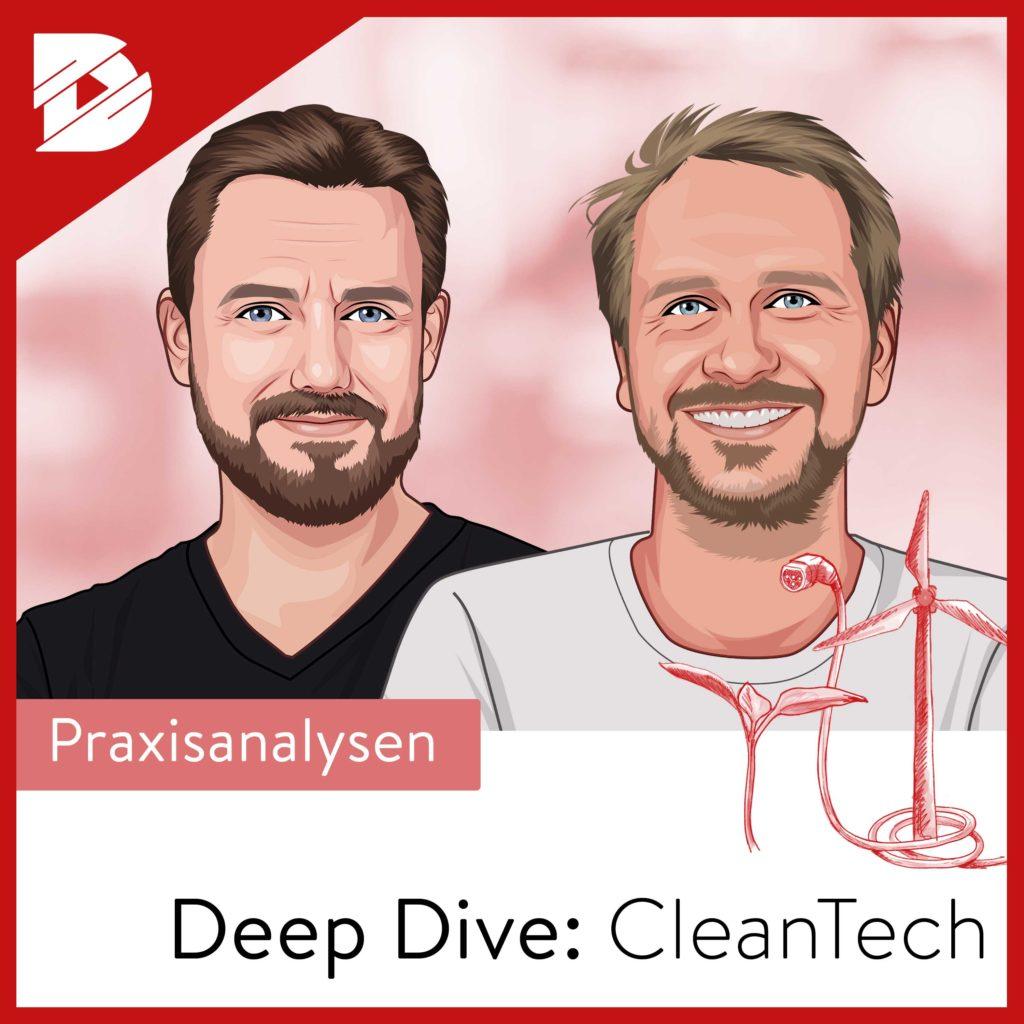 Ecosia – Die Bäume pflanzende Suchmaschine |Deep Dive Clean Tech #27