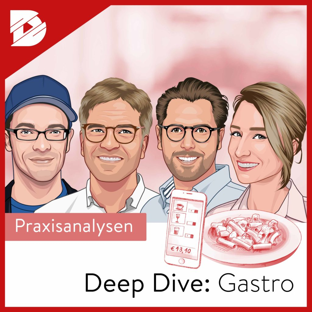 Podcast-digital kompakt-Deep Dive Gastro-plant based food revolution