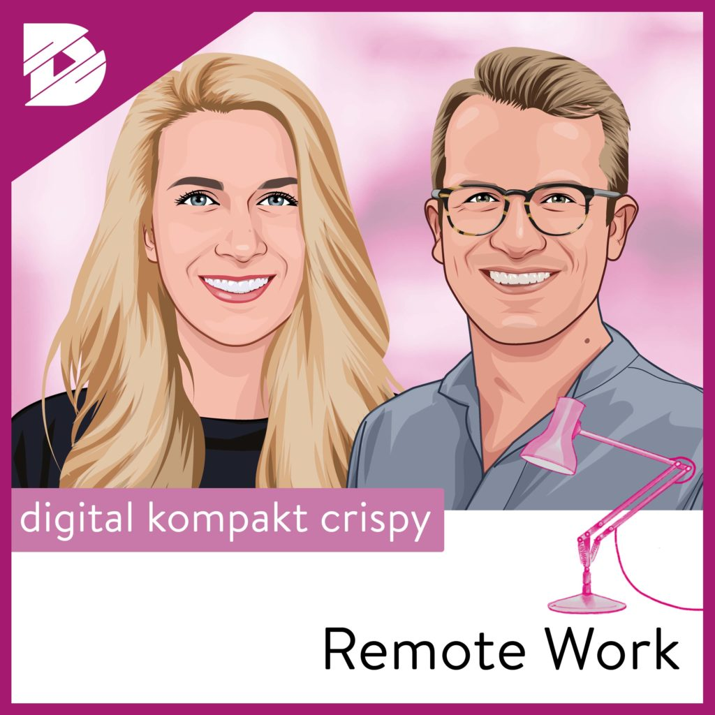 Podcast-digital kompakt-Remote Work-Buffer