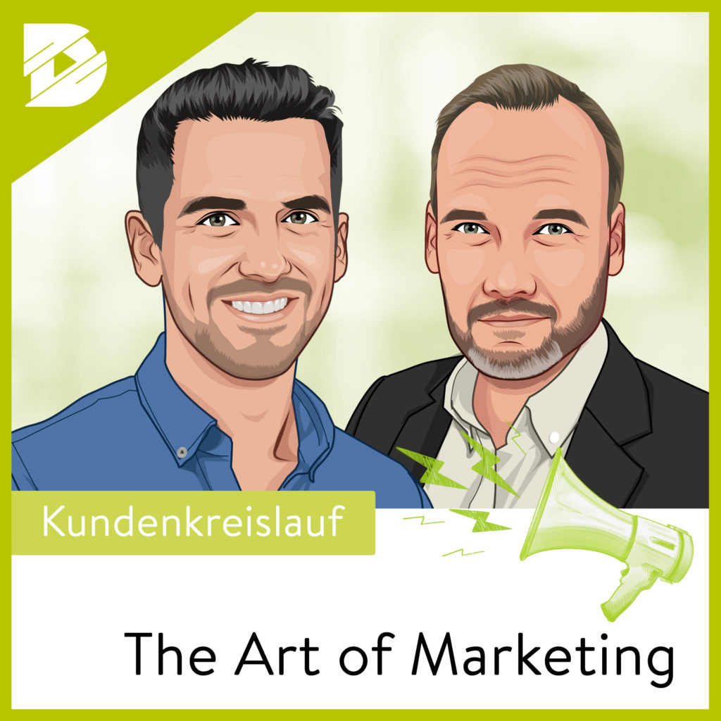 Kamingespräch mit T-Systems | The Art of Marketing #11