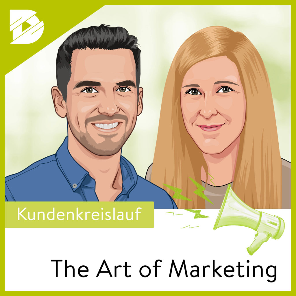 Podcast-digital kompakt-The Art of Marketing-B2B Leads generieren
