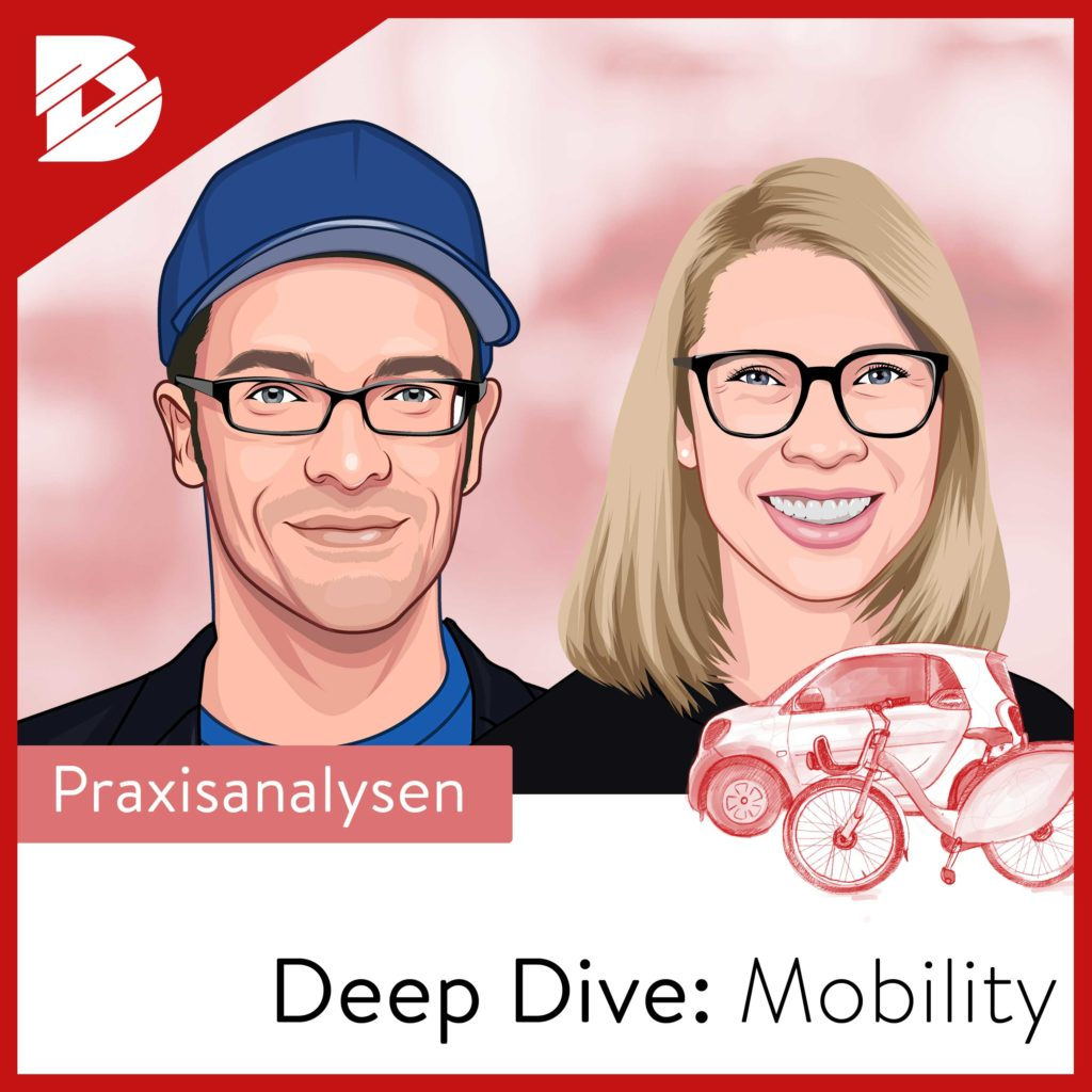 Future of Mobility: Gängige Mobilitäts-Trends in der Analyse |Deep Dive Mobility #10