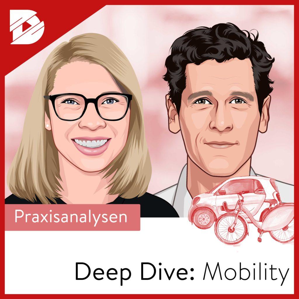 DB New Mobility: Konzernstrategie zwischen Leihfahrrad und ICE | Deep Dive Mobility #12