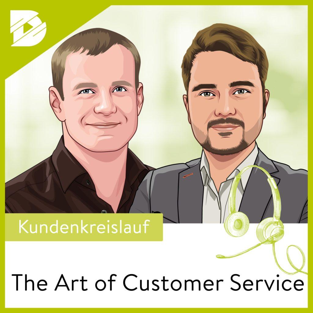 Podcast-digital kompakt-The Art of Customer Service-TAOCS-RingCentral
