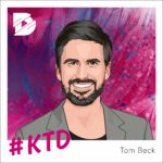 Podcast-digital kompakt-Kunst trifft Digital-Tom Beck