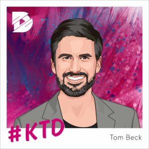 Podcast-digital kompakt-Kunst trifft Digital-Tom Beck
