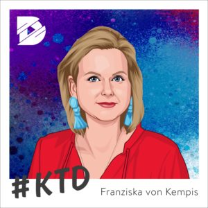 Podcast-digital kompakt-Kunst trifft Digital-Franziska von Kempis
