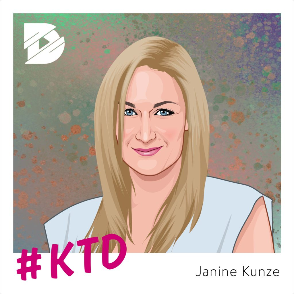 Podcast-digital kompakt-Kunst trifft digital-Janine Kunze