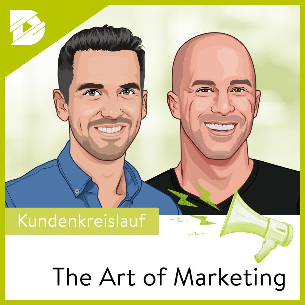 Marketing-Teams aufbauen und organisieren | The Art of Marketing #14
