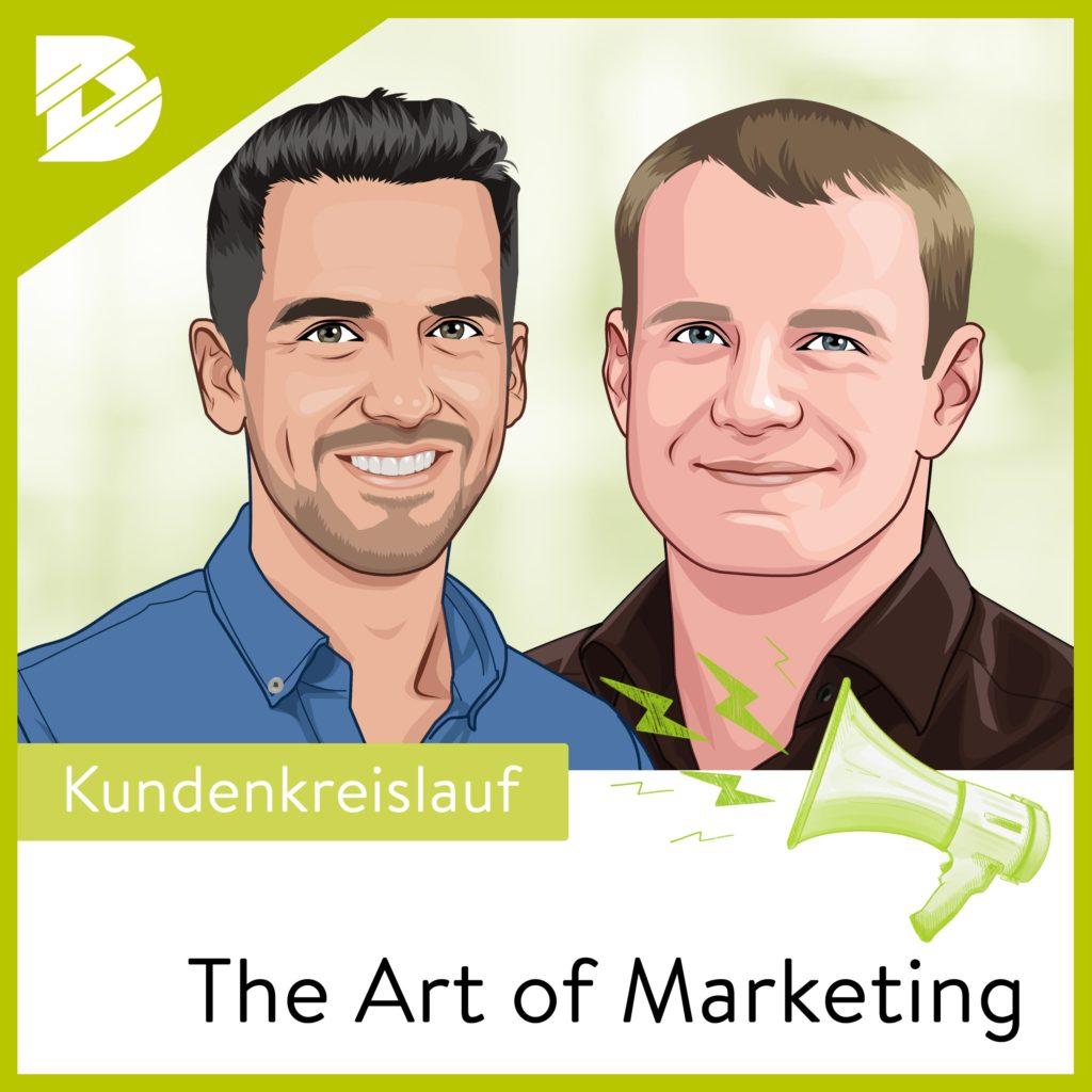 Podcast-digital kompakt-The Art of Marketing-Kundenservice und Marketing