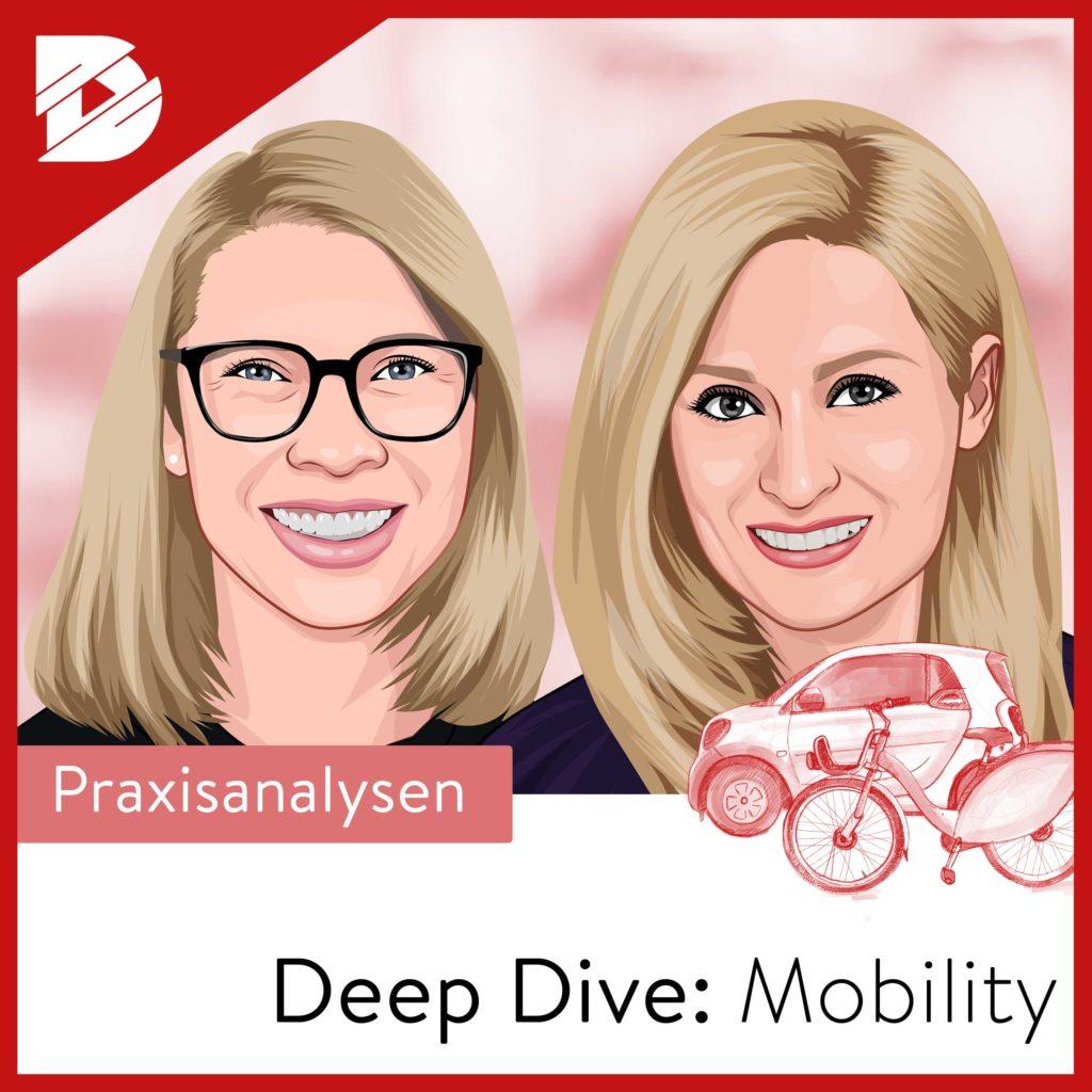 Urban Air Mobility: Wann kommen die Flugtaxis? | Deep Dive Mobility #14