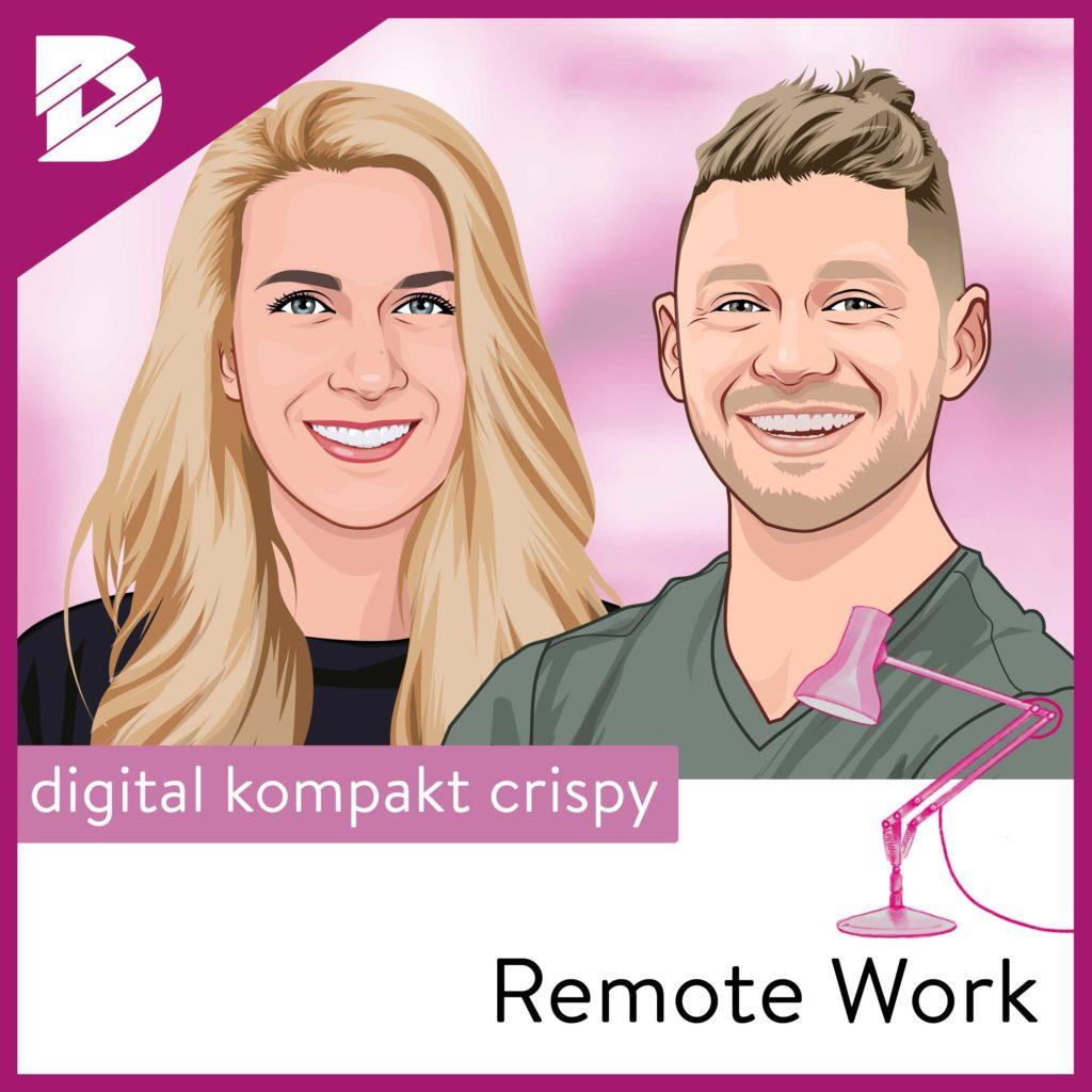 Podcast-digital kompakt-Remote Work-Freelancer