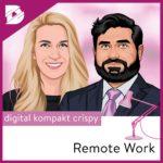 Podcast-digital kompakt-remote work Arbeiten im Ausland