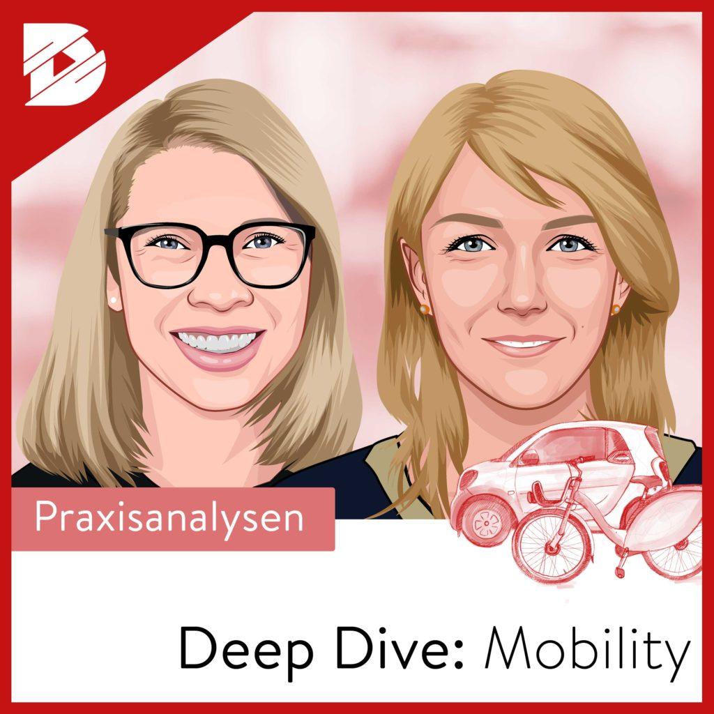 Zero Impact Mobility 🌱 Wie können sich Unternehmen nachhaltig bewegen? | Deep Dive Mobility #16