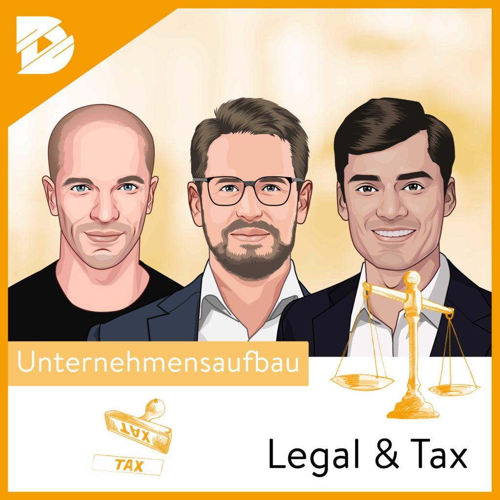 Tokenisierungsplattformen am Beispiel LINUS Digital Finance | Legal & Tax #19