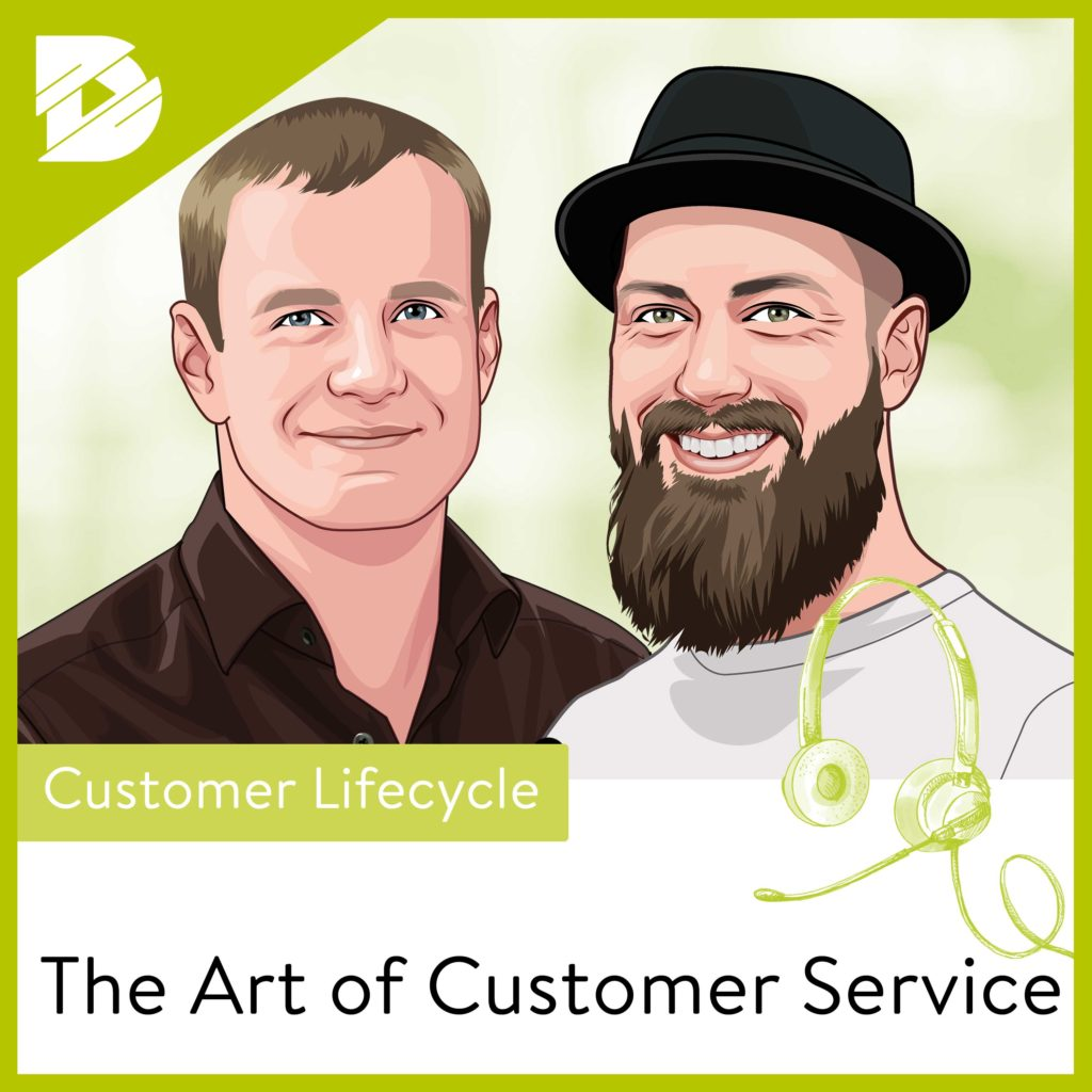 Happy agents = happy customers? |The Art of Customer Service #19 [ENG]