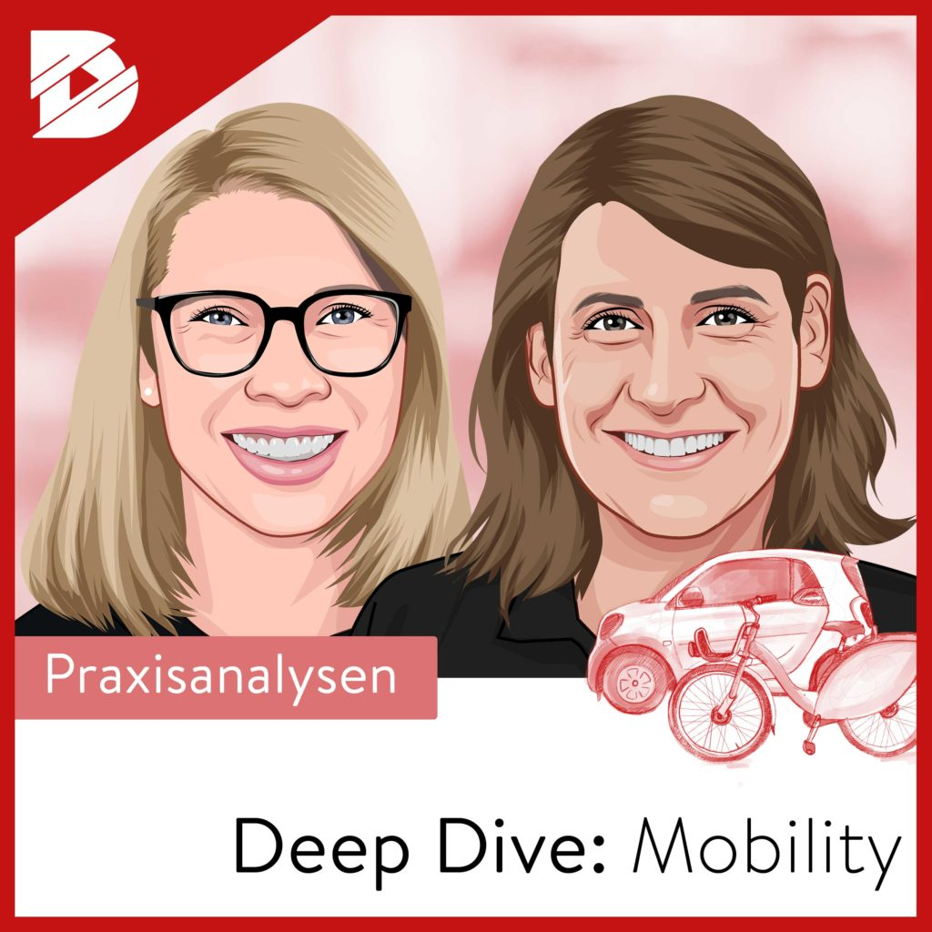 Die Zukunft der E-Mobilität | Deep Dive Mobility #18