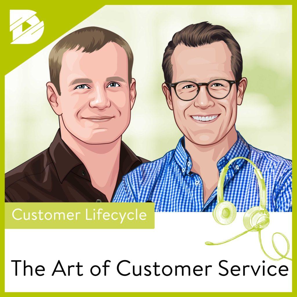 Matt Dixon: The Effortless Experience | The Art of Customer Service #20 [ENG]