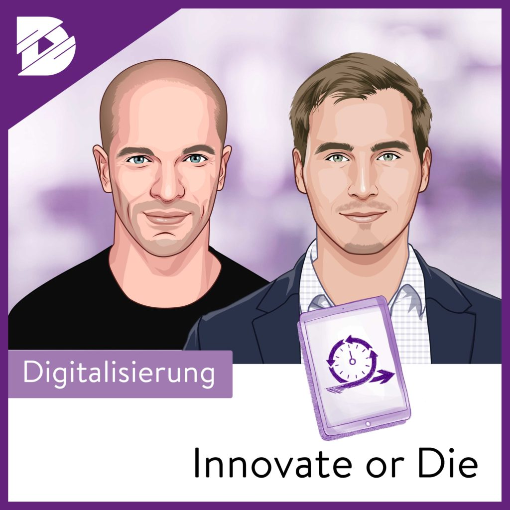Global Recruiting: So findest du die besten (Digital-)Talente | Innovate or Die #21