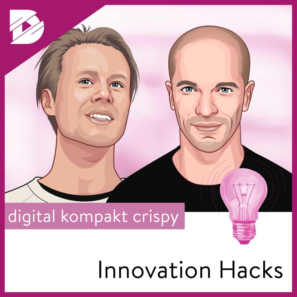 REWE: Digitaler Upgrade mit der Ruppert-Methode | Innovation Hacks #17