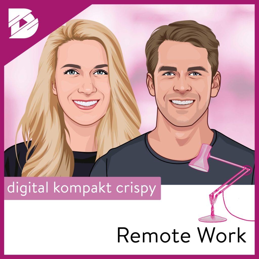 Podcast-digital kompakt-remote work-lendis