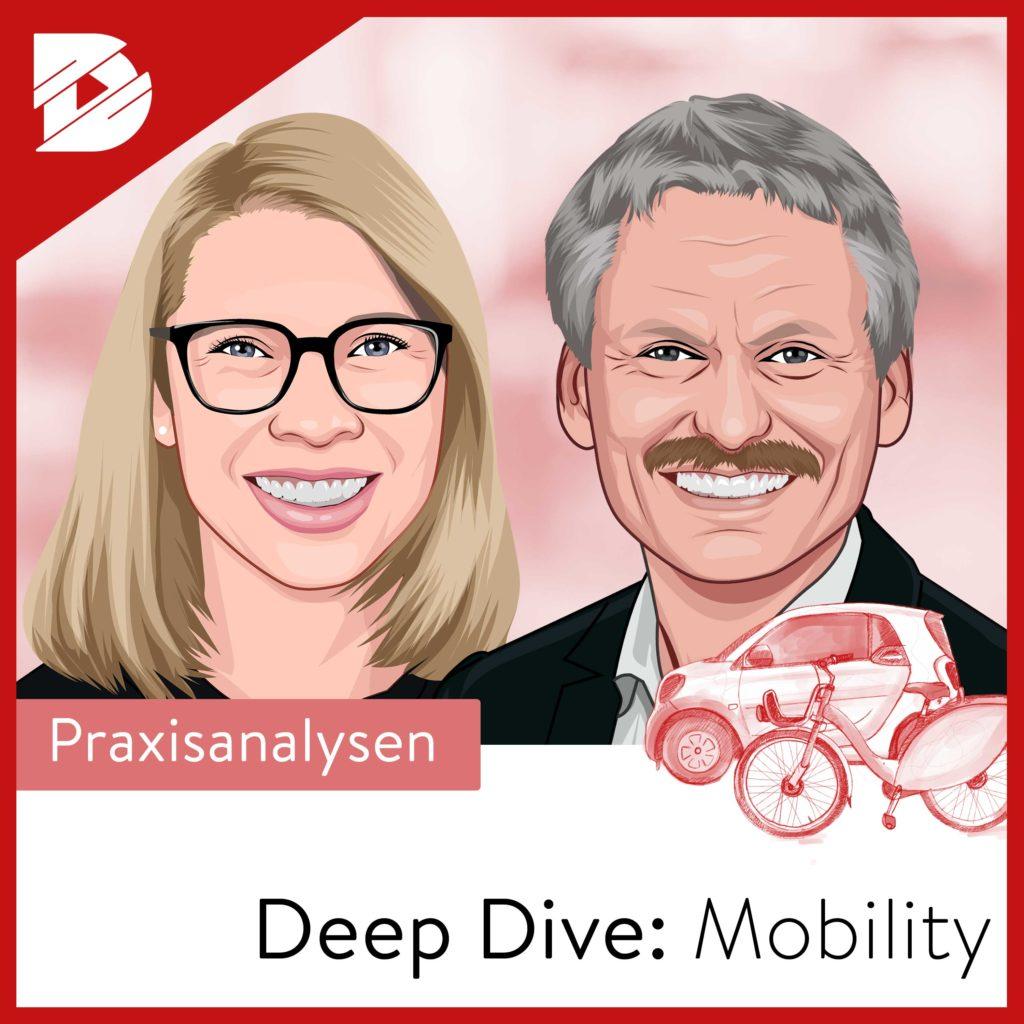 Upstream Mobility: Die Mobility-Service-Plattform für Städte und Kommunen | Deep Dive Mobility #19