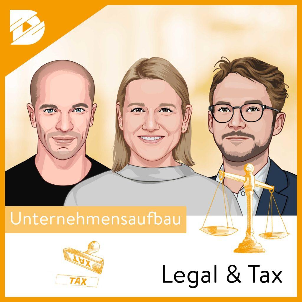 Corporate Venturing – Wie man es macht und wie nicht | Legal & Tax #21