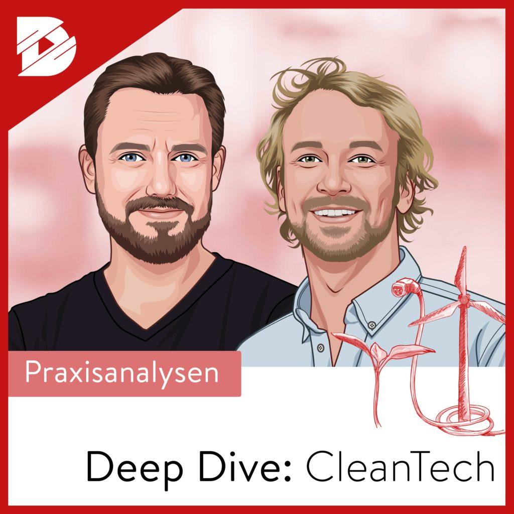 Climate CleanTech-Investments: Planet A Ventures gibt Einblicke | Deep Dive CleanTech #34